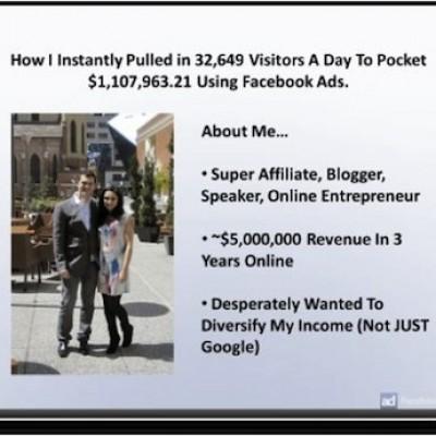 Jonathan Volk's Facebook Guide