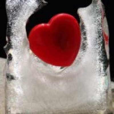 inima in gheata