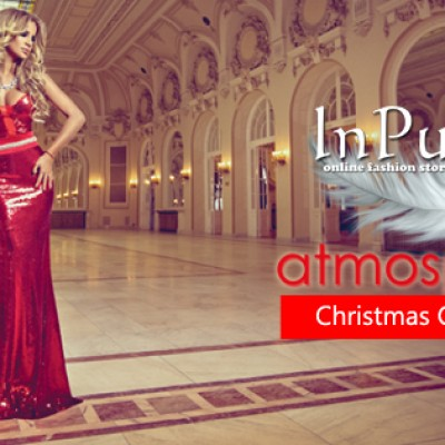 InPuff Atmosphere Christmas Collection
