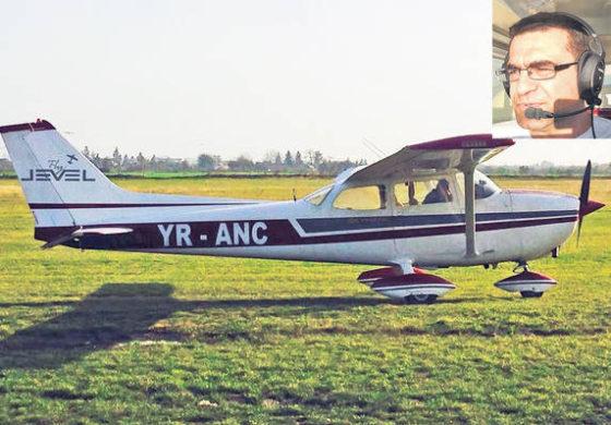 Mihai Mărgineanu si-a luat avion