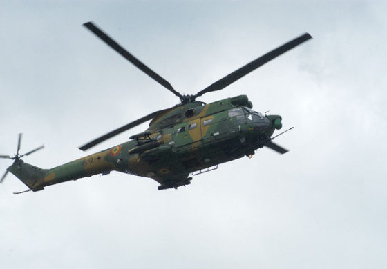 Elicopter militar prabusit: A fost facuta publica identitatea victimelor