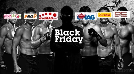BLACK FRIDAY   Cele mai tari oferte si reduceri!
