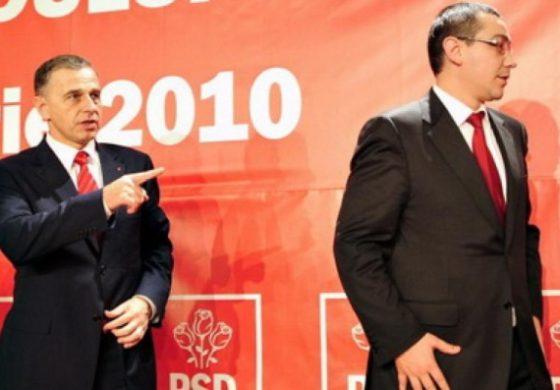 """GEOANĂ, ŞOVA şi VANGHELIE, EXCLUŞI din PSD. Vanghelie: """"A fost o EXECUŢIE! Ponta se teme de Congres"""""""