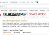Black Friday 2014. Ce magazine ONLINE cu produse la prețuri REDUSE livrează și în România