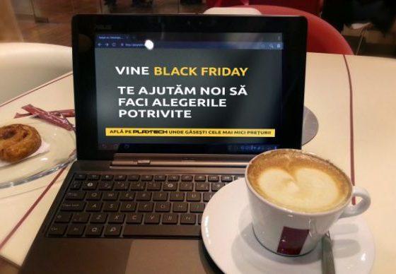 Black Friday 2014. Cele mai tari oferte promoţionale. Media Galaxy şi EMAG vă pun la dispoziţie produse la preţuri reduse