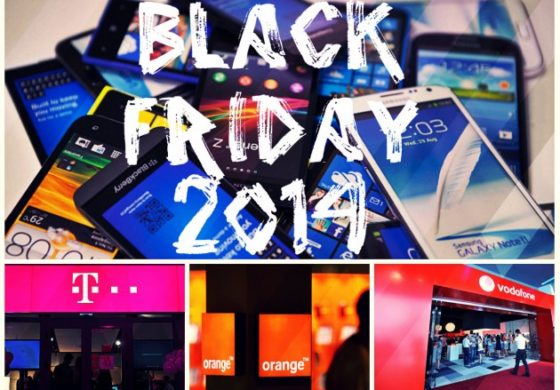 Black Friday 2014 la operatori – ce pregătesc Telekom, Orange și Vodafone