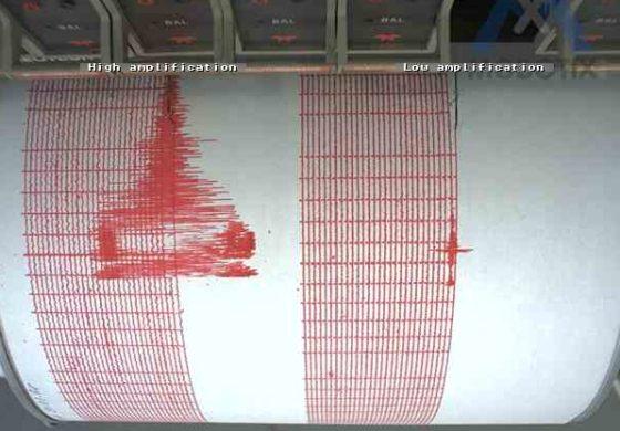 Breaking News! CUTREMUR cu magnitudinea de 5,5 grade resimtit in Bucuresti