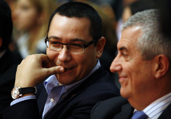 VIDEO: Ponta vorbeste despre Tariceanu, in 2006