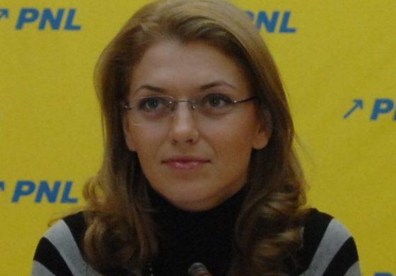 Alina Gorghiu este noul Presedinte PNL