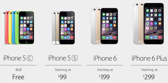 Cât costă iPhone 6 și Apple Watch