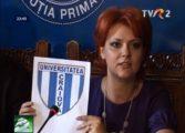 Olguta Vasilescu, inca un plagiat in PSD?