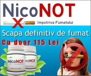 Lasa-te de fumat cu NicoNot