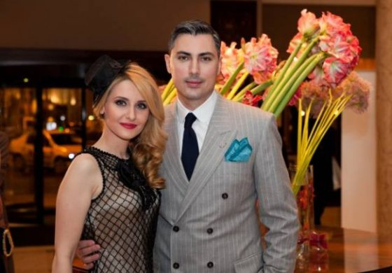Alexandru Ciucu, convins de Alina Sorescu sa tina dieta! A slabit 15 kilograme mancand pe saturate!