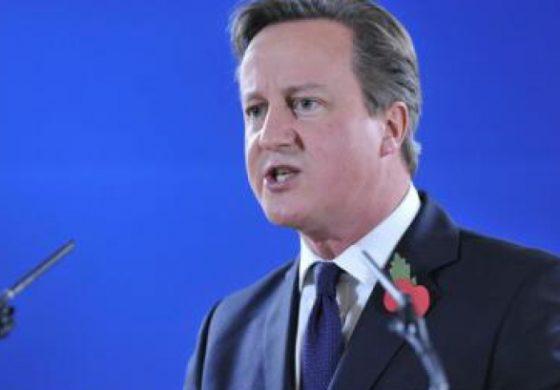 David Cameron evoca ideea excluderii Rusiei din sistemul bancar Swift