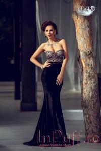 Poarta cu stil o rochie sirena