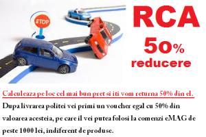 Reduceri aplicabile pretului asigurarii obligatorii – RCA