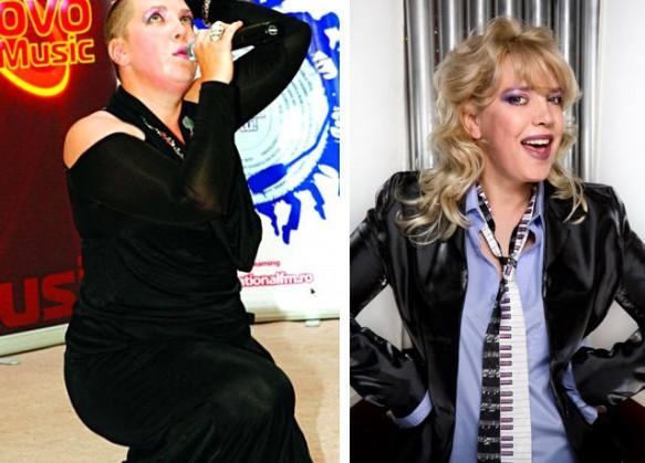 Silvia Dumitrescu, cura de slabire la 54 de ani!