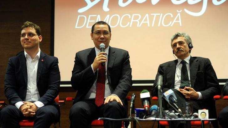 12 ONG-uri cer demisia lui Victor Ponta
