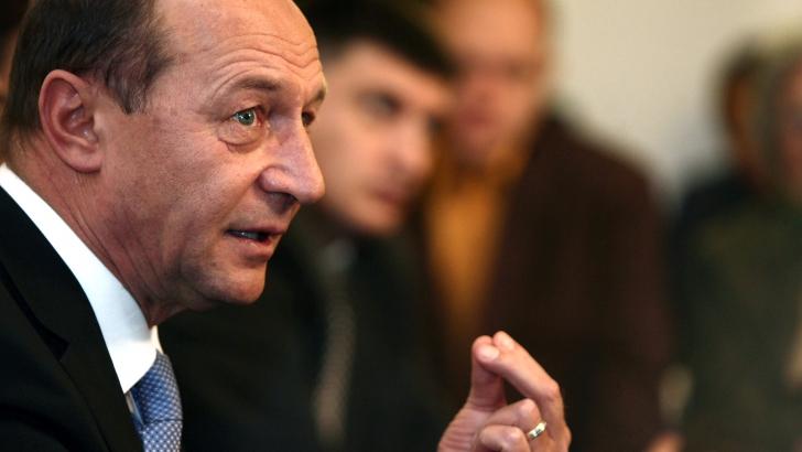 Traian Basescu, urmarit penal pentru amenintare, in dosarul Gabriela Firea