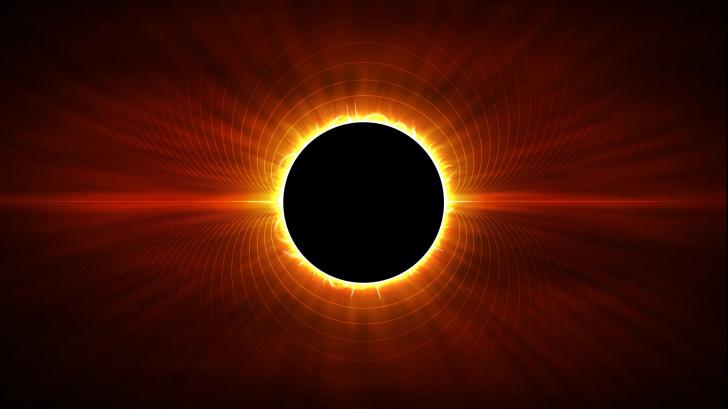 Viziunea unui preot: ECLIPSA de soare de vineri anunta Sfarsitul Lumii