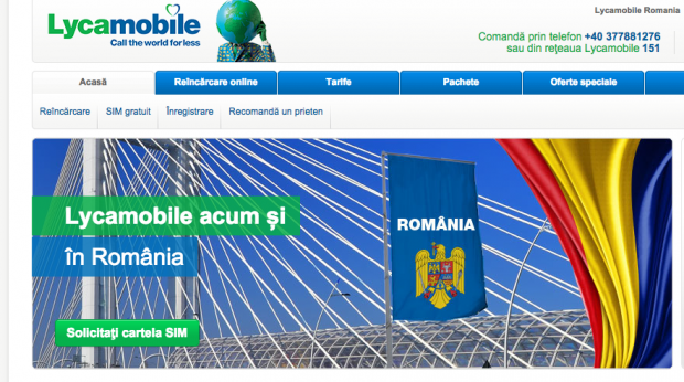Oferta primului operator virtual din România. Merită să treci pe Lycamobile?