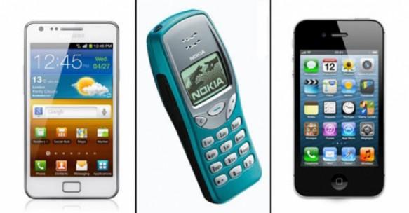 Cele mai vândute telefoane mobile din istorie
