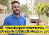 Tara in care este o rusine sa pronunti numele mamei