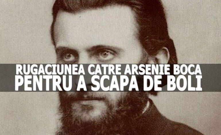 Rugaciunea catre parintele Arsenie Boca pentru a scapa de boli