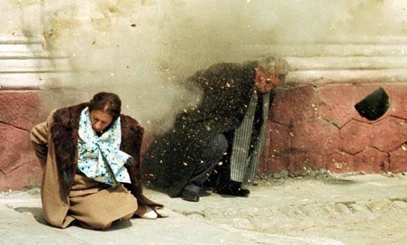 Nicolae Ceausescu, condamnat la moarte prin impuscare pentru Rosia Montana