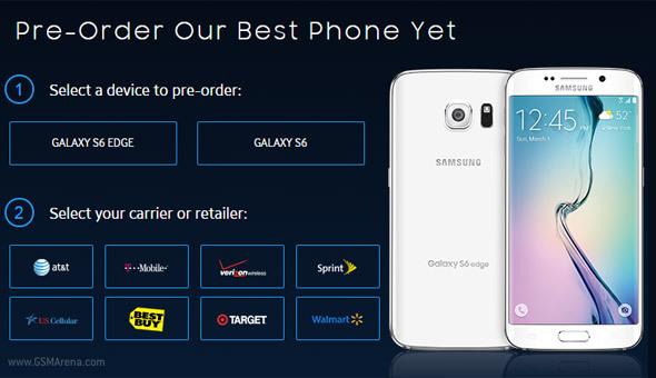 Samsung Galaxy S6 si Galaxy S6 Edge, un succes mult peste asteptarile Samsung