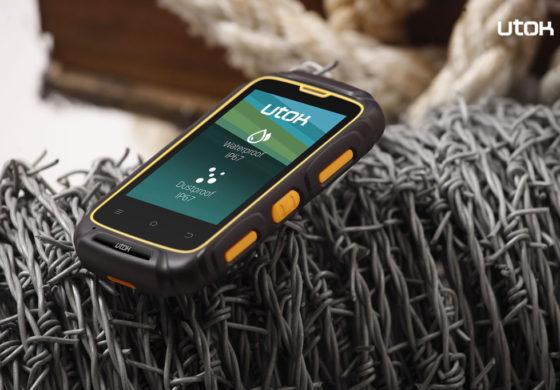 Cele mai rezistente smartphone-uri UTOK sunt aici: UTOK Dorel si UTOK Explorer