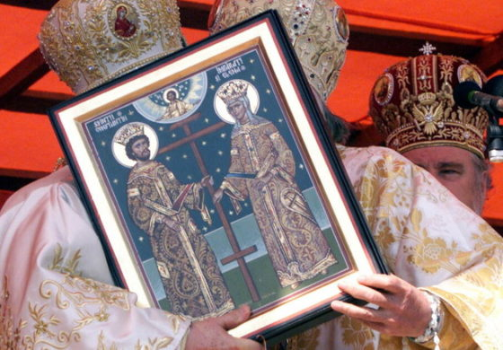 Mesaje si urari de Sfintii Constantin si Elena
