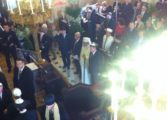 Incident: Iohannis a fost pus sa vorbeasca dupa Ponta si a refuzat sa isi mai tina discursul (VIDEO)