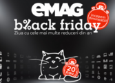 Black Friday: 20 de reduceri de la eMAG care merita banii