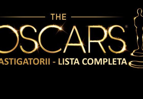 Castigatori Premiile Oscar 2016 – Lista completa
