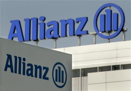 Allianz Group a obtinut un profit operational in crestere cu 3,2 % fata de 2014