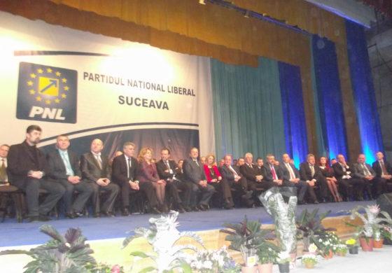 Vezi lista candidatilor PNL la primariile din judetul Suceava!
