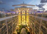 Cea mai mare/luxoasa nava de croaziera din lume. Capodopera marilor si oceanelor (VIDEO)