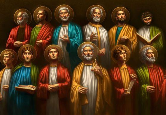 Care au fost zodiile celor 12 apostoli