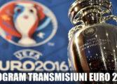 Unde urmarim LIVE meciurile de la Euro 2016! Dolce Sport transmite toate cele 51 de partide. Programul transmisiunilor de la Campionatul European