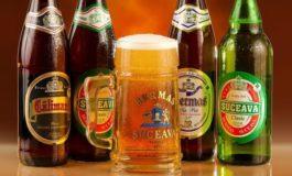 Producatorul berilor Suceava, Calimani si Bermas, afaceri si profit in crestere usoara