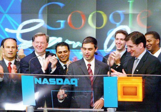 Cati bani ati fi castigat daca ati fi cumparat in 2004 actiuni la Google de 1.000 de dolari. Cei care au vandut atunci au facut cea mai mare greseala