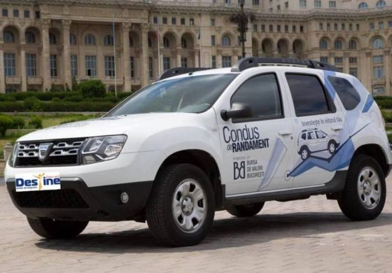 Concurs: Castiga o Dacia Duster cu Bursa de Valori Bucuresti