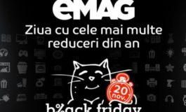 Catalog eMAG Black Friday 2017 - Vezi reducerile