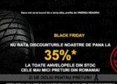 Vezi aici unde gasesti cauciucuri de IARNA cu 35% mai ieftine de BlackFriday