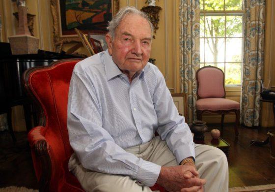 "David Rockefeller despre Noua Ordine Mondiala: ""Ma declar vinovat si sunt mandru de asta"""