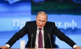 "Reactia lui Putin dupa ce ISIS a amenintat Rusia: ""Jur ca daca bombardeaza Rusia... """