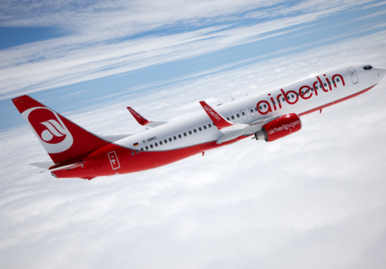 Dupa Alitalia, si Air Berlin se retrage din Romania