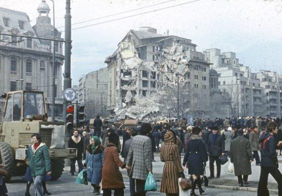 Un cutremur în România de peste 6 grade, așteptat în 2017
