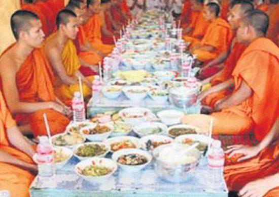 Secretele calugărilor budisti